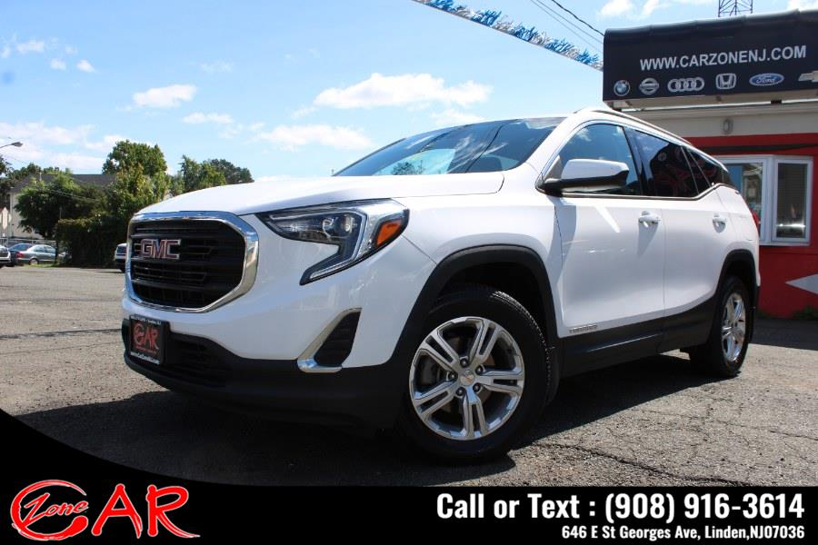 Used GMC Terrain AWD 4dr SLE 2018   Car Zone. Linden, New Jersey