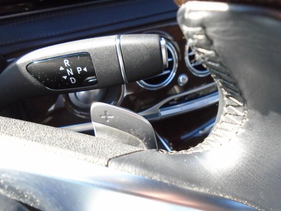 Used Mercedes-Benz S-Class 4dr Sdn S 63 AMG 4MATIC 2014   Jim Juliani Motors. Waterbury, Connecticut