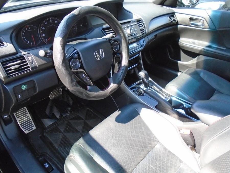Used Honda Accord Sedan Sport SE CVT 2017 | Jim Juliani Motors. Waterbury, Connecticut