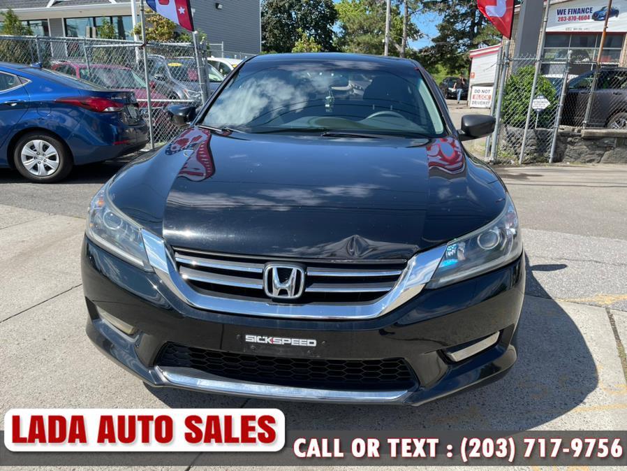 Used Honda Accord Sedan 4dr I4 CVT LX 2014   Lada Auto Sales. Bridgeport, Connecticut