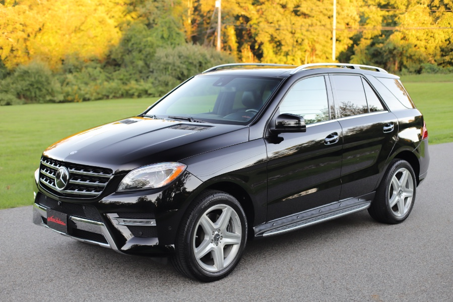 Used 2014 Mercedes-Benz M-Class in North Salem, New York | Meccanic Shop North Inc. North Salem, New York