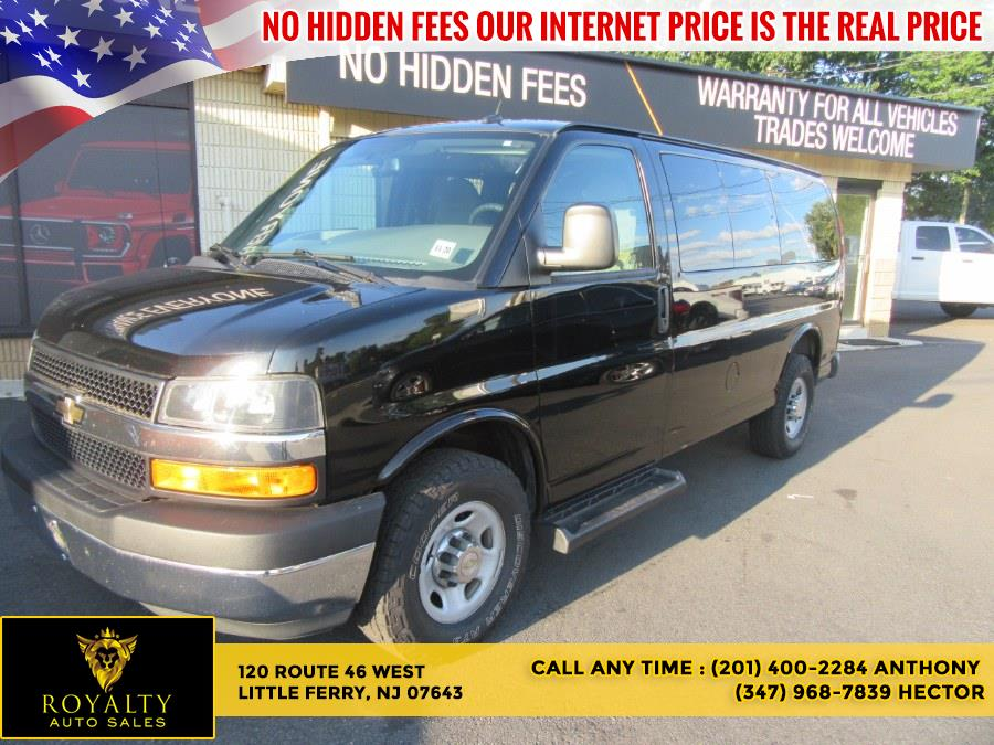 """Used Chevrolet Express Passenger RWD 2500 135"""" LT 2015 