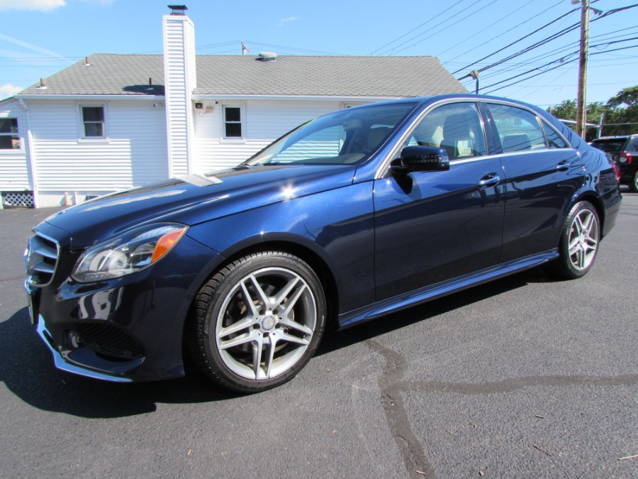 Used 2014 Mercedes-Benz E-Class in Milford, Connecticut | Chip's Auto Sales Inc. Milford, Connecticut