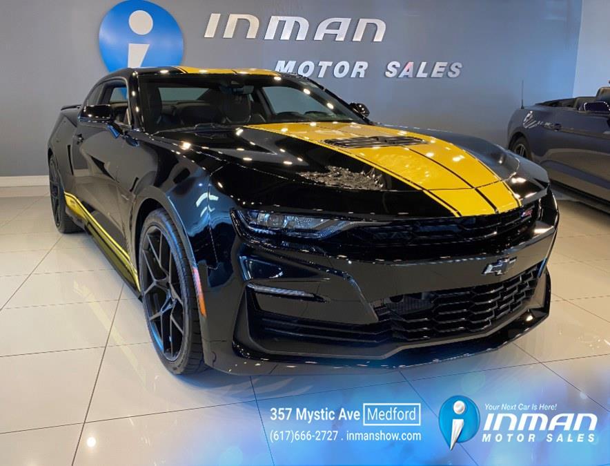 Used Chevrolet Camaro 2dr Cpe 2SS 2020   Inman Motors Sales. Medford, Massachusetts