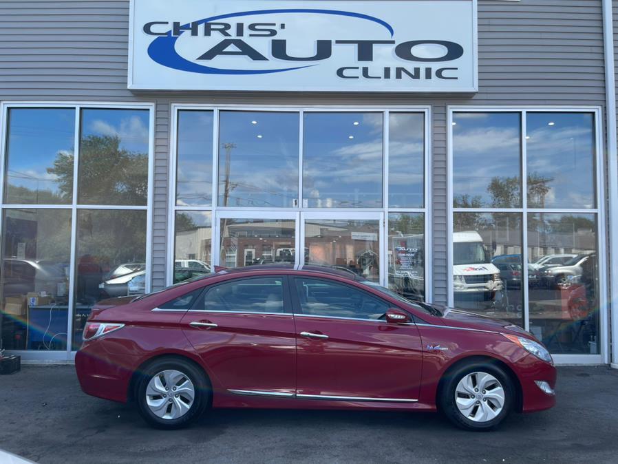 Used Hyundai Sonata Hybrid 4dr Sdn Limited 2014 | Chris's Auto Clinic. Plainville, Connecticut