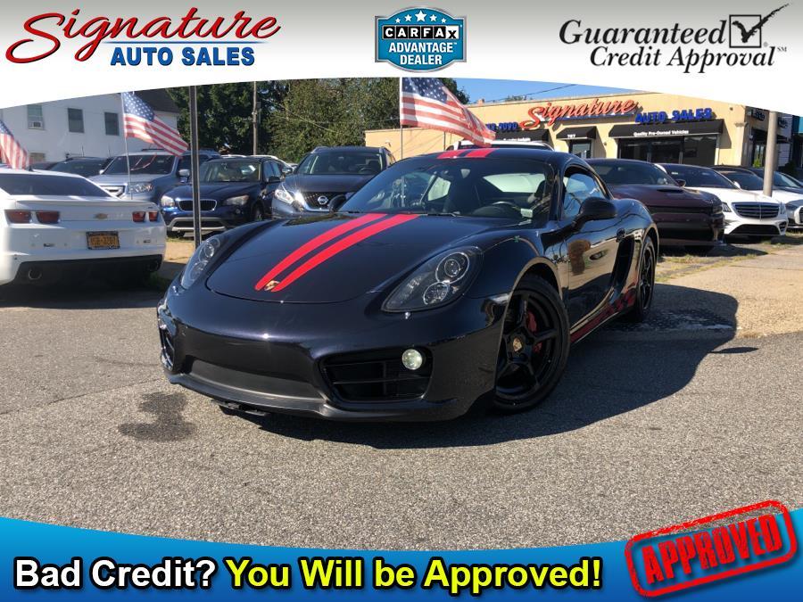 Used Porsche Cayman 2dr Cpe 2014   Signature Auto Sales. Franklin Square, New York