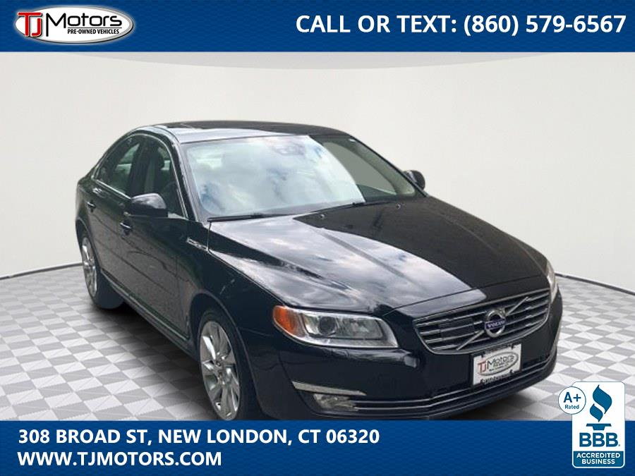 Used 2016 Volvo S80 in New London, Connecticut | TJ Motors. New London, Connecticut