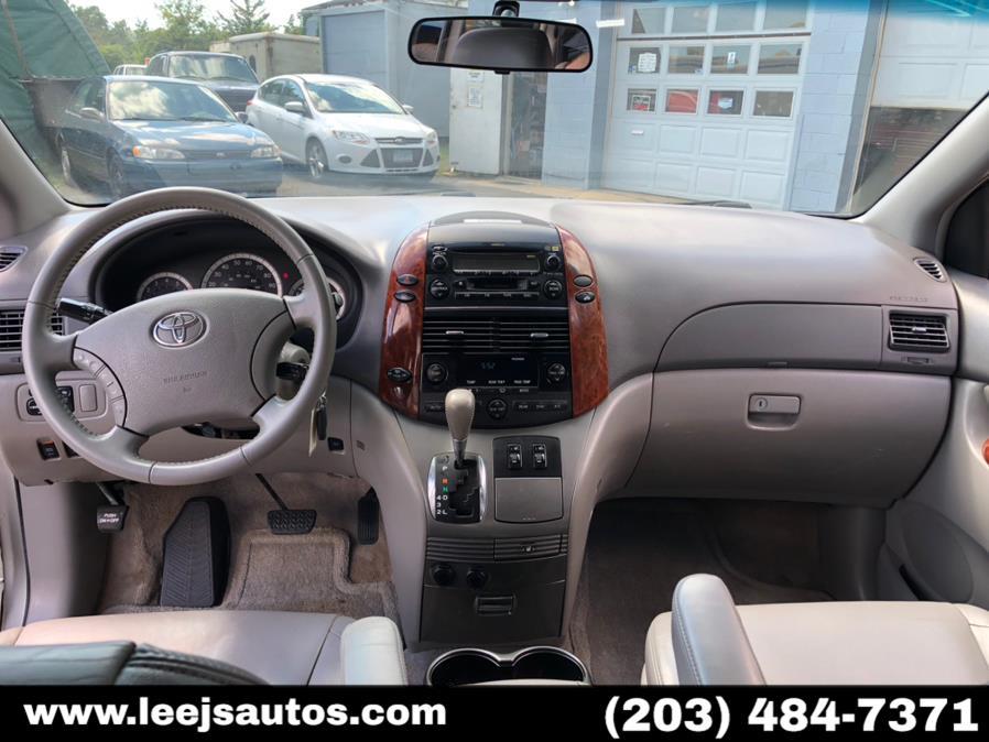 Used Toyota Sienna 5dr XLE LTD FWD 7-Passenger 2005   LeeJ's Auto Sales & Service. North Branford, Connecticut
