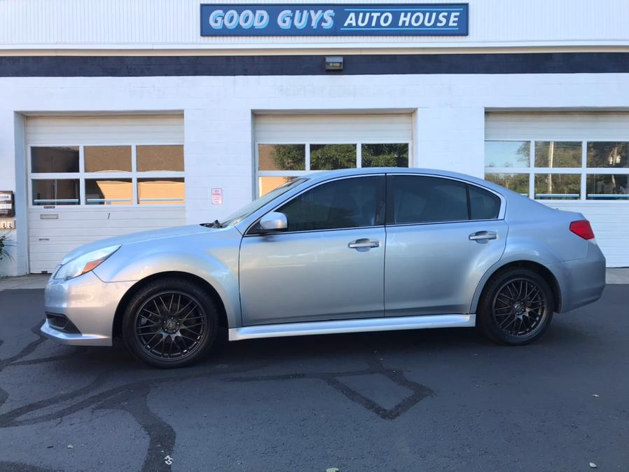 Used Subaru Legacy Premium 2013 | Good Guys Auto House. Southington, Connecticut