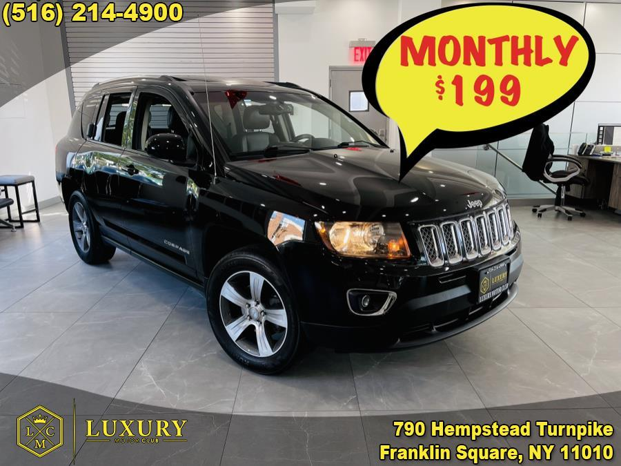Used Jeep Compass 4WD 4dr High Latitude 2016 | Luxury Motor Club. Franklin Square, New York