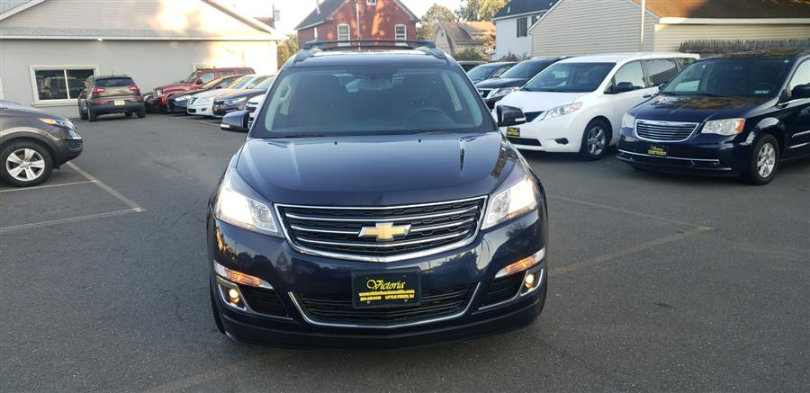 Used Chevrolet Traverse FWD 4dr LT w/1LT 2016 | Victoria Preowned Autos Inc. Little Ferry, New Jersey