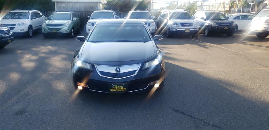 Used Acura TL TECHNOLOGY PACKAGE 4dr Sdn Auto 2WD Tech 2012 | Victoria Preowned Autos Inc. Little Ferry, New Jersey