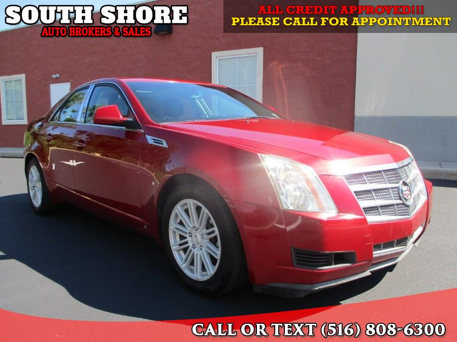 Used 2008 Cadillac CTS in Massapequa, New York | South Shore Auto Brokers & Sales. Massapequa, New York