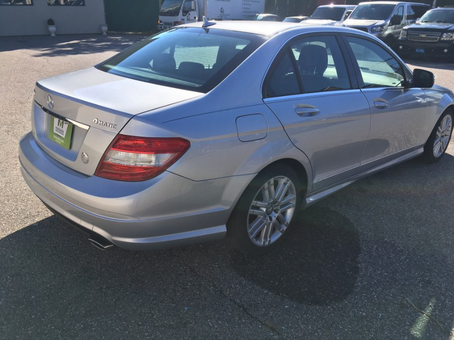 Used Mercedes-Benz C-Class 4dr Sdn 3.0L Luxury 4MATIC 2008 | MACARA Vehicle Services, Inc. Norwich, Connecticut