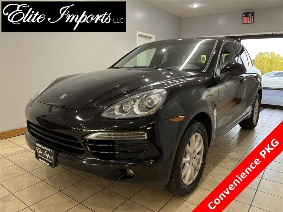 Used Porsche Cayenne Base 2012   Elite Imports LLC. West Chester, Ohio
