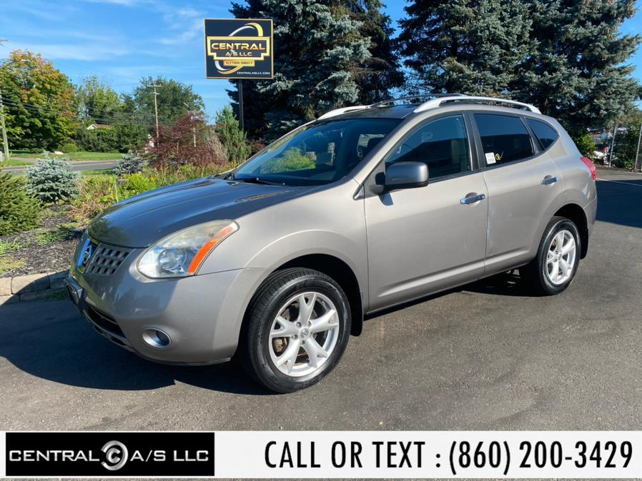 Used Nissan Rogue AWD 4dr S 2010 | Central A/S LLC. East Windsor, Connecticut