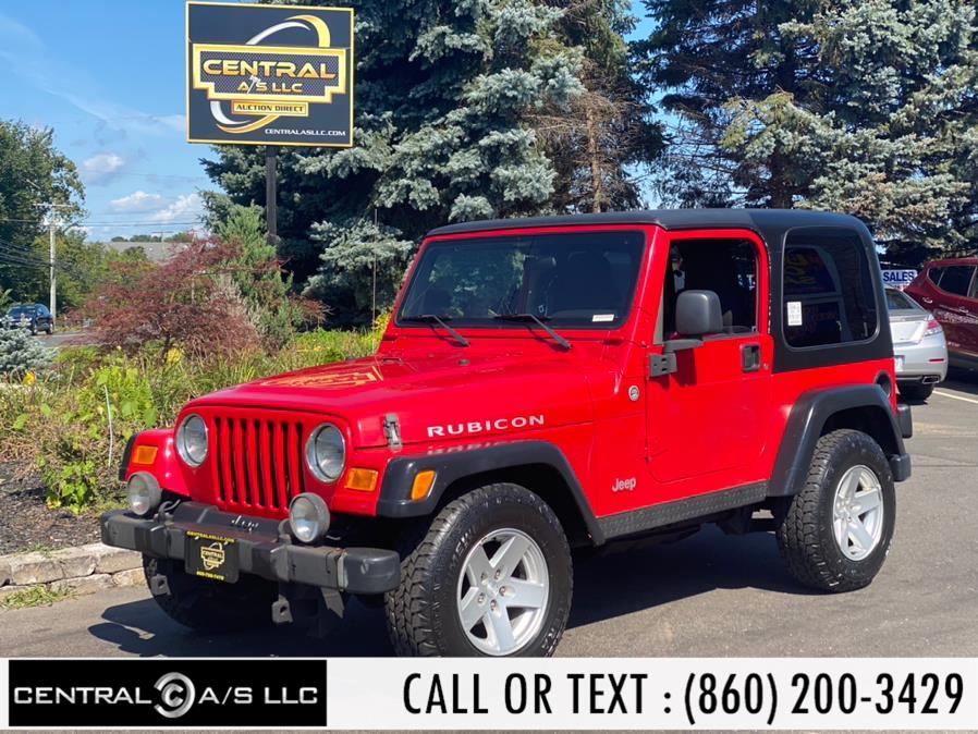 Used Jeep Wrangler 2dr Rubicon 2006   Central A/S LLC. East Windsor, Connecticut