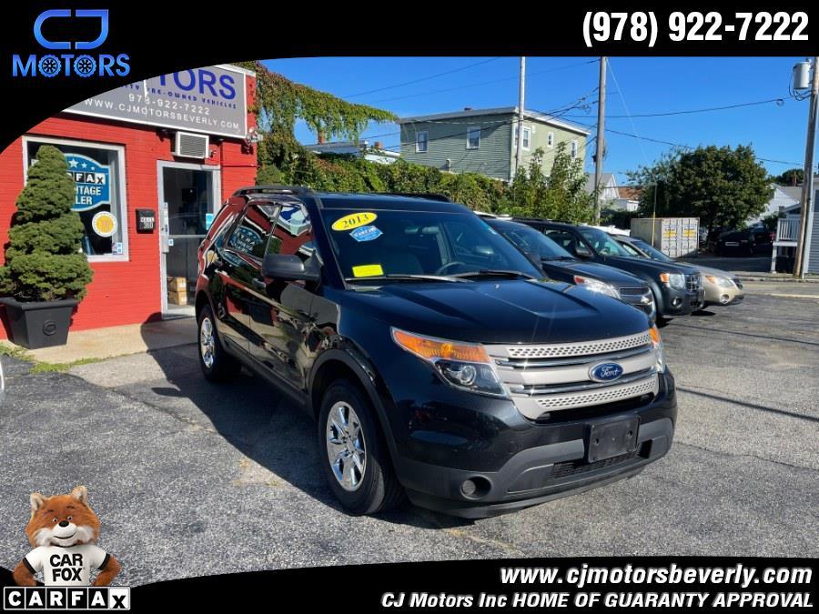 Used 2013 Ford Explorer in Beverly, Massachusetts | CJ Motors Inc. Beverly, Massachusetts