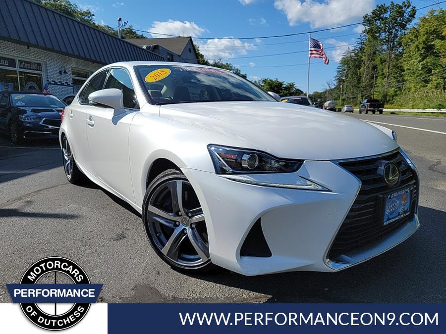 Used 2018 Lexus IS in Wappingers Falls, New York | Performance Motorcars Inc. Wappingers Falls, New York