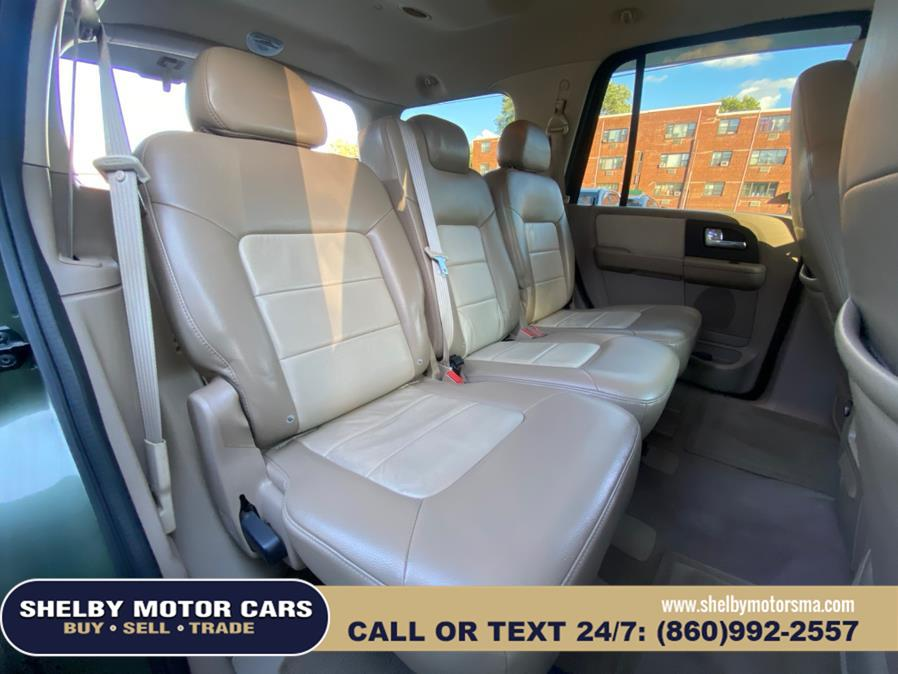 Used Ford Expedition 5.4L Eddie Bauer 2005 | Shelby Motor Cars. Springfield, Massachusetts