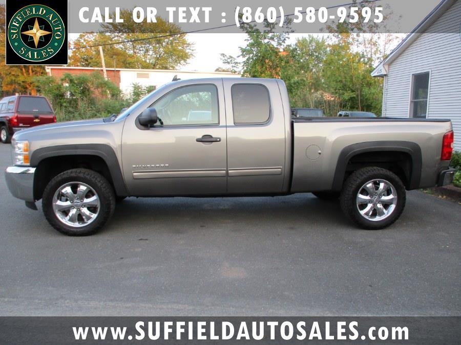 Used 2013 Chevrolet Silverado 1500 in Suffield, Connecticut | Suffield Auto Sales. Suffield, Connecticut
