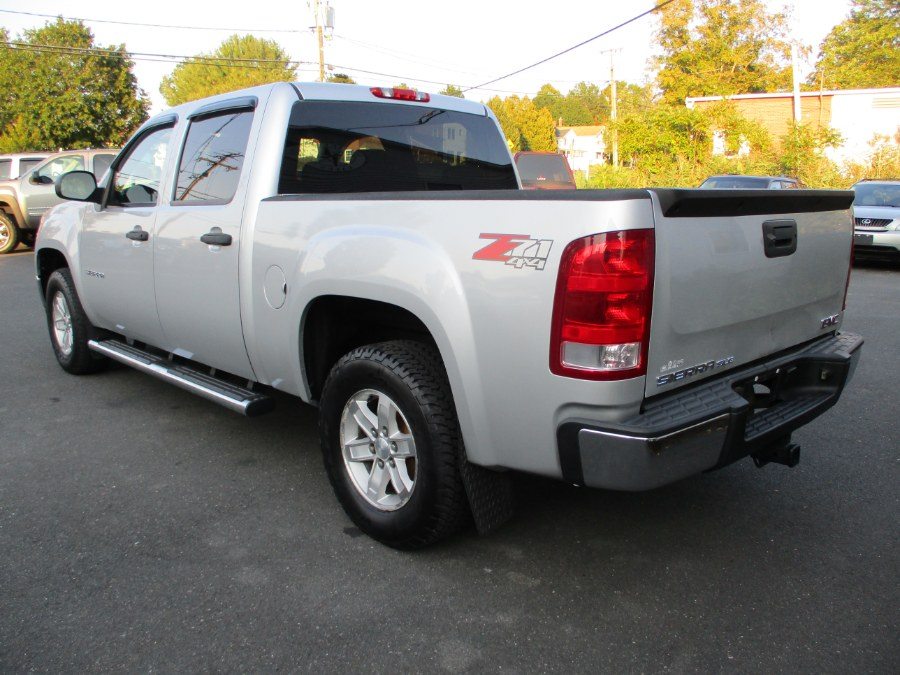 """Used GMC Sierra 1500 4WD Crew Cab 143.5"""" SLE 2012 