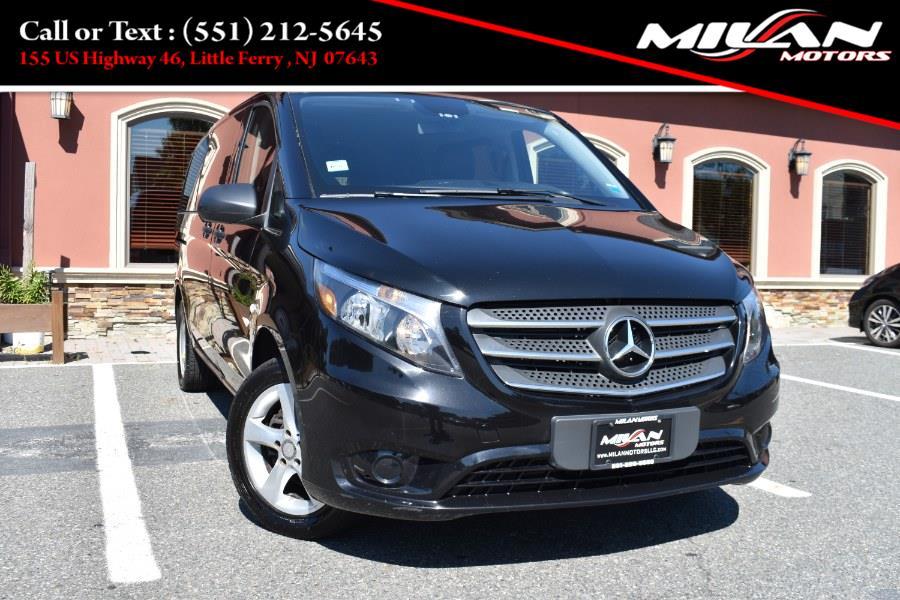 "Used Mercedes-Benz Metris Passenger Van Standard Roof 126"" Wheelbase 2018   Milan Motors. Little Ferry , New Jersey"