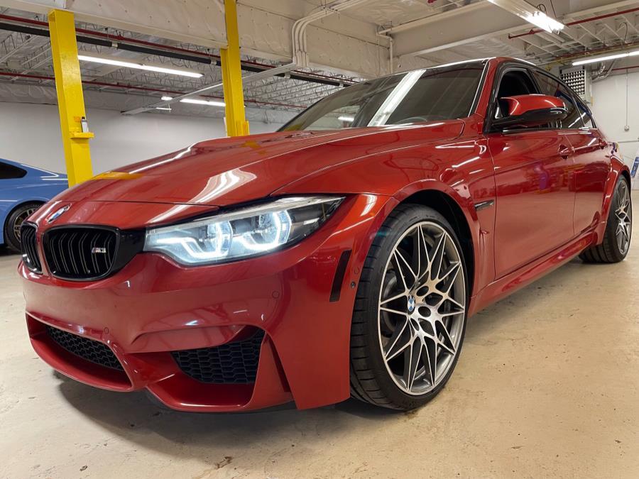 Used BMW M3 Sedan 2018 | M Sport Motorwerx. Waterbury , Connecticut