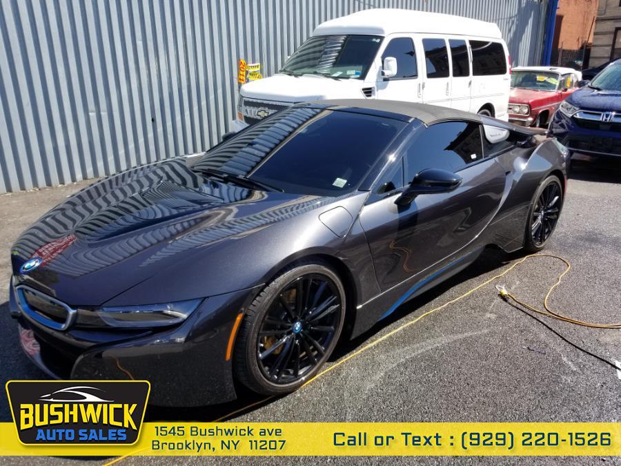 Used 2019 BMW i8 in Brooklyn, New York | Bushwick Auto Sales LLC. Brooklyn, New York