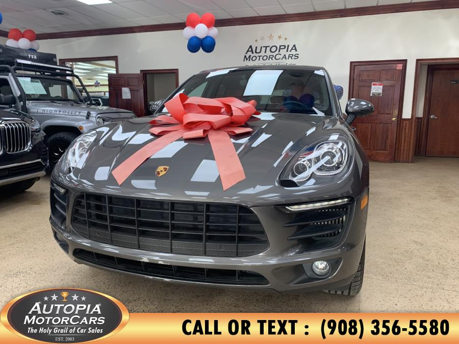 Used Porsche Macan AWD 4dr S 2015 | Autopia Motorcars Inc. Union, New Jersey