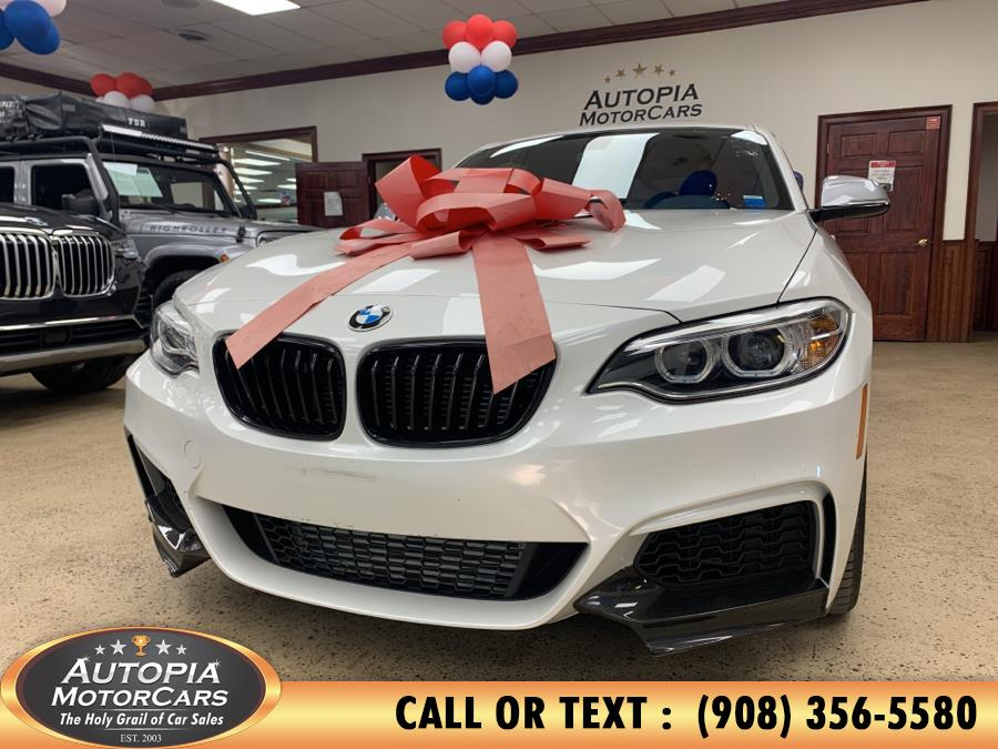 Used 2016 BMW 2 Series in Union, New Jersey   Autopia Motorcars Inc. Union, New Jersey