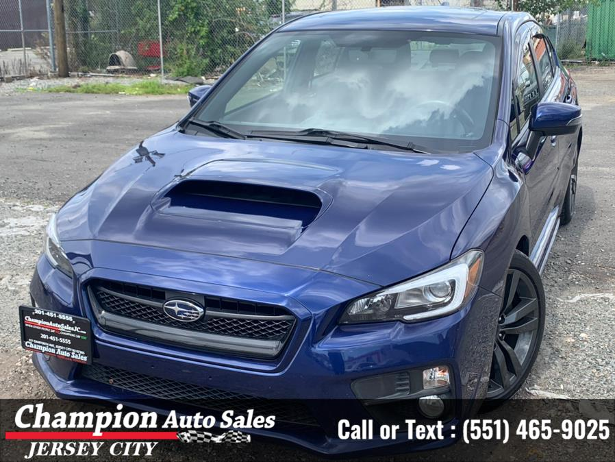 Used 2017 Subaru WRX in Jersey City, New Jersey | Champion Auto Sales. Jersey City, New Jersey