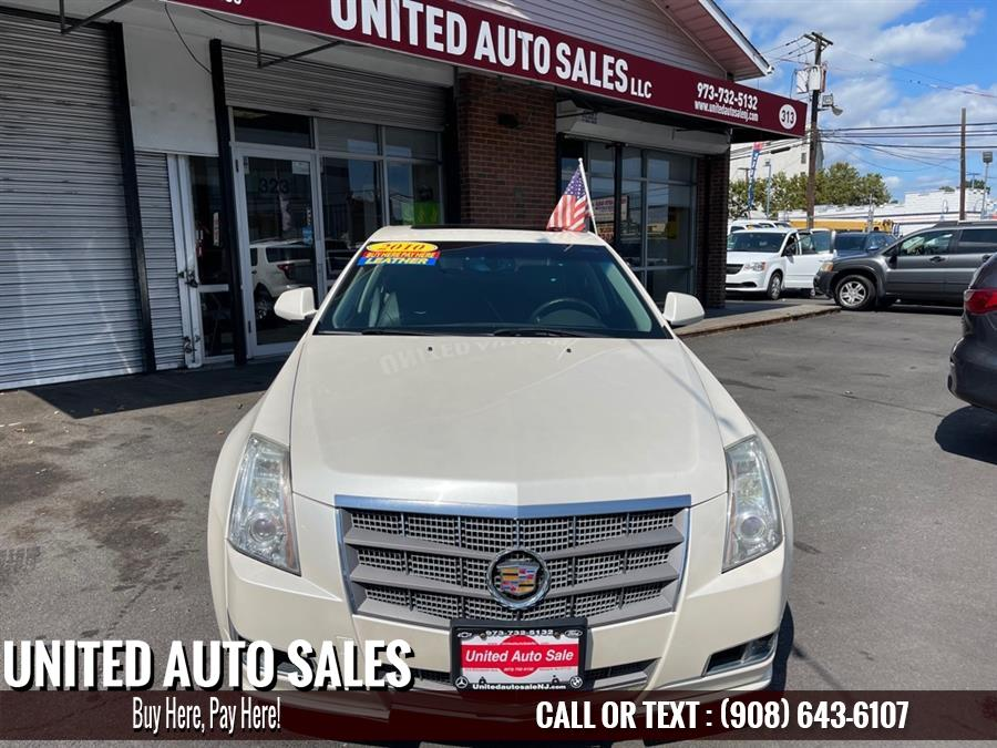 Used Cadillac Cts PERFORMANCE COLLECTION 2010   United Auto Sale. Newark, New Jersey
