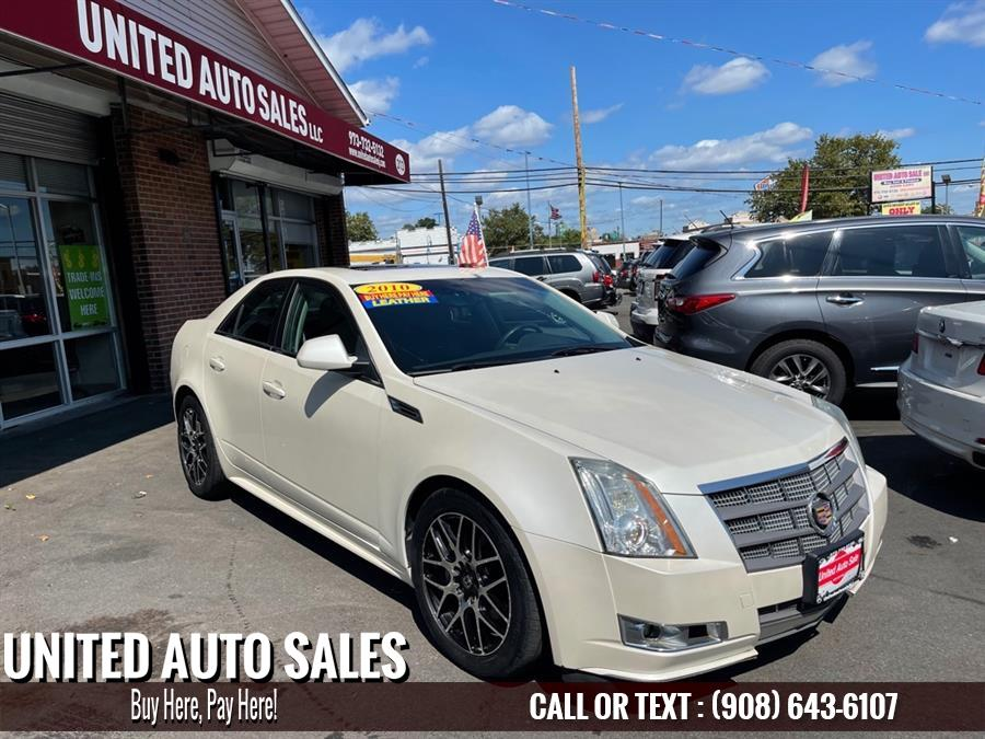Used Cadillac Cts PERFORMANCE COLLECTION 2010 | United Auto Sale. Newark, New Jersey