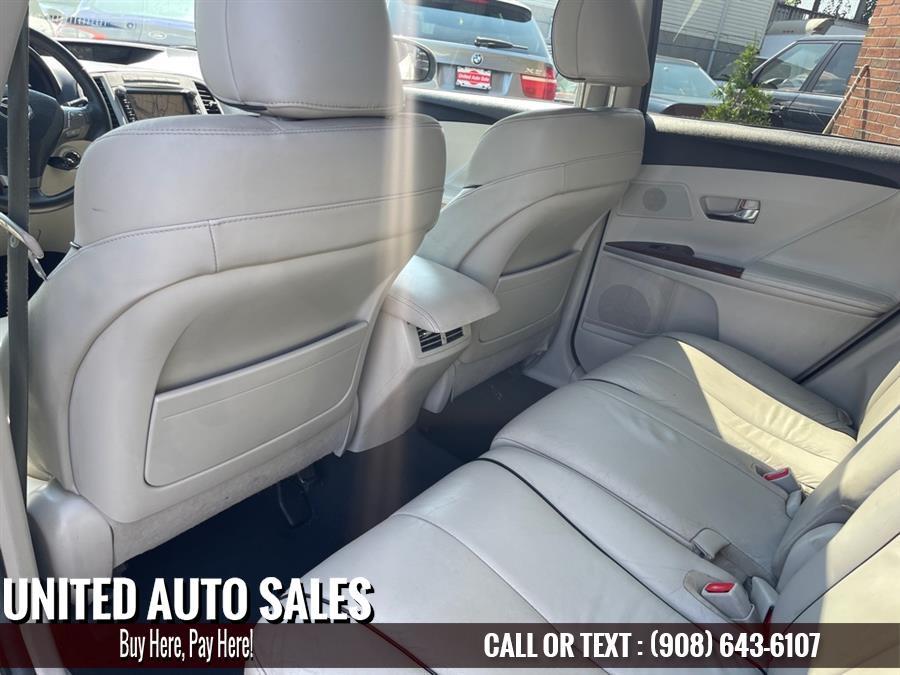 Used Toyota Venza  2011   United Auto Sale. Newark, New Jersey