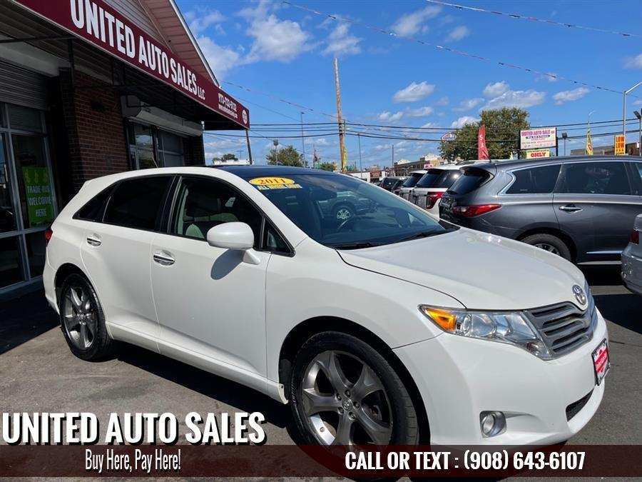 Used 2011 Toyota Venza in Newark, New Jersey | United Auto Sale. Newark, New Jersey