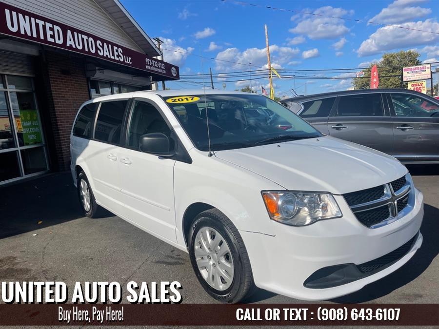 Used Dodge Grand Caravan SE 2017   United Auto Sale. Newark, New Jersey