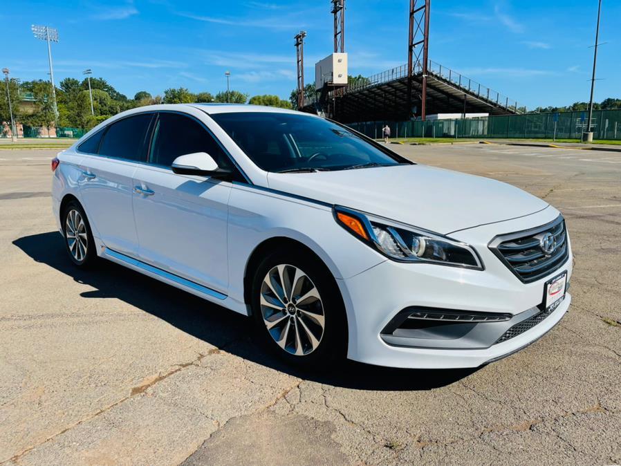 Used Hyundai Sonata Sport 2.4L 2017 | Supreme Automotive. New Britain, Connecticut