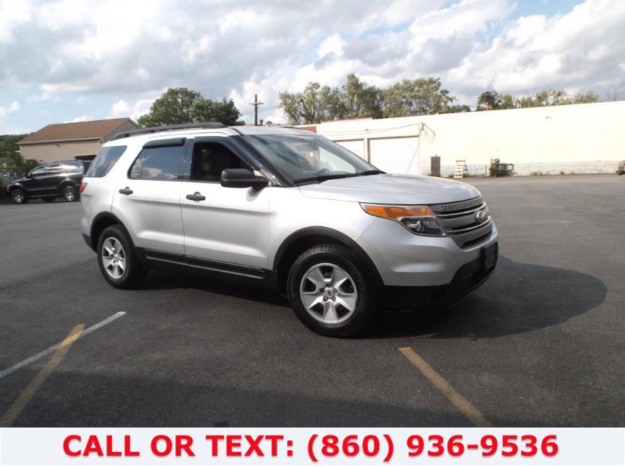 Used Ford Explorer FWD 4dr Base 2012   Lee Motors Sales Inc. Hartford, Connecticut