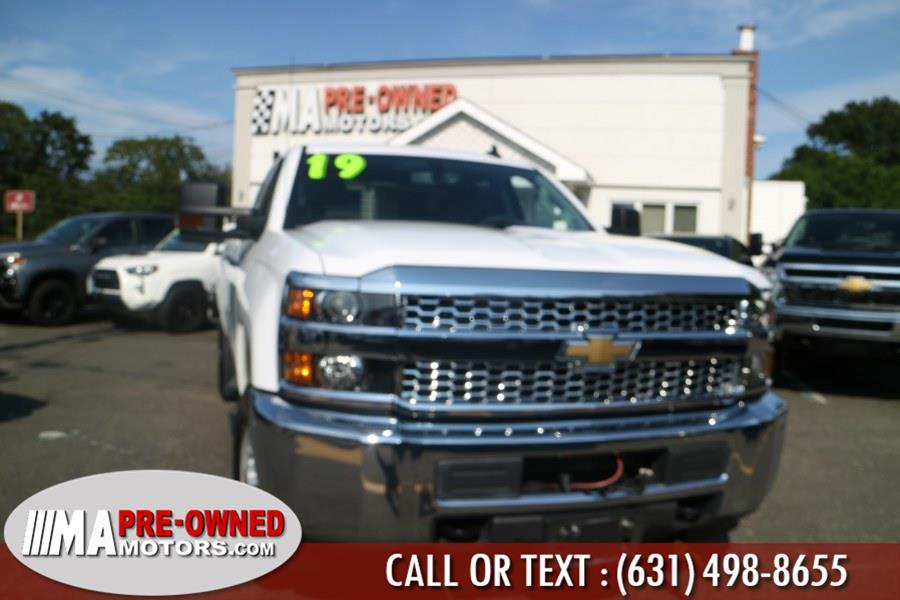 """Used Chevrolet Silverado 2500HD LONG BED 4WD Double Cab 158.1"""" Work Truck LONG BED 2019 