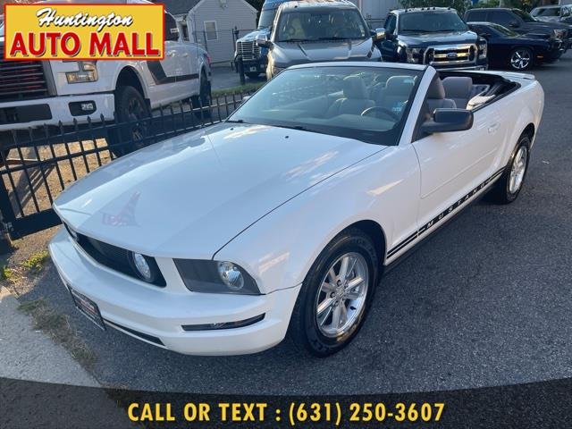 Used Ford Mustang 2dr Conv Deluxe 2008   Huntington Auto Mall. Huntington Station, New York