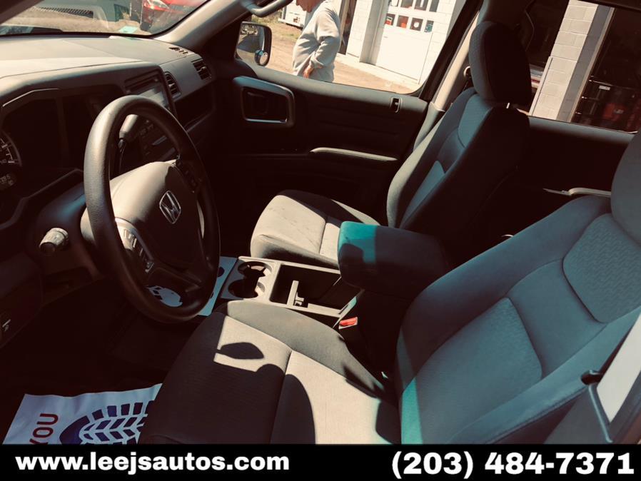 Used Honda Ridgeline 4WD Crew Cab RTS 2012   LeeJ's Auto Sales & Service. North Branford, Connecticut