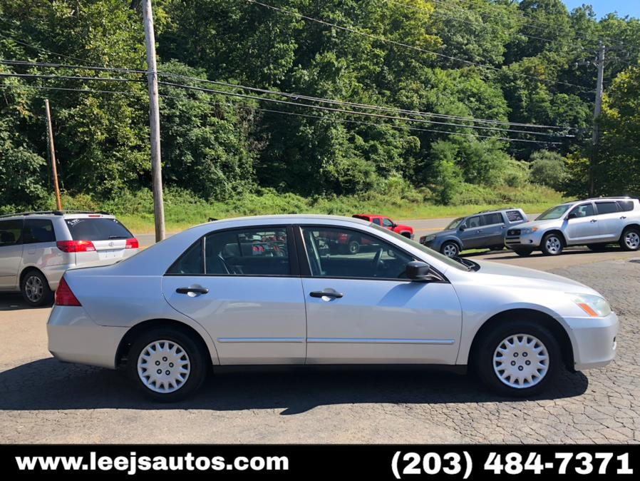 Used 2007 Honda Accord Sdn in North Branford, Connecticut | LeeJ's Auto Sales & Service. North Branford, Connecticut