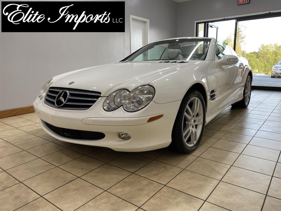 Used Mercedes-benz Sl-class SL 500 2003   Elite Imports LLC. West Chester, Ohio