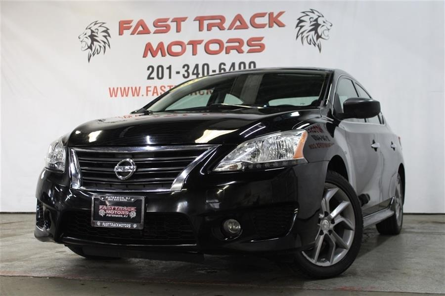 Used Nissan Sentra SR 2015 | Fast Track Motors. Paterson, New Jersey