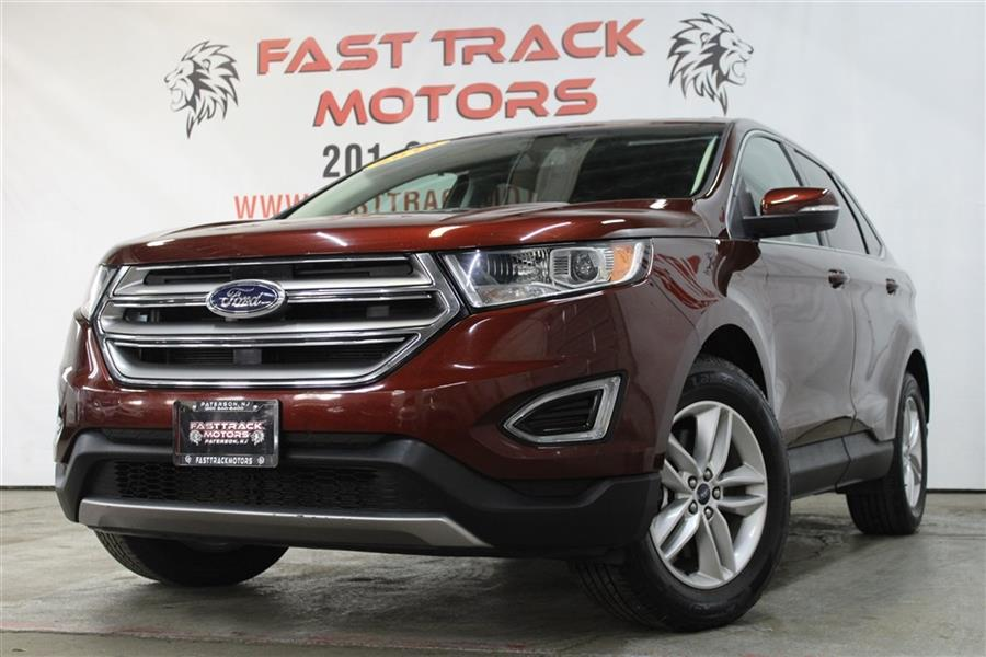 Used Ford Edge SEL 2015   Fast Track Motors. Paterson, New Jersey