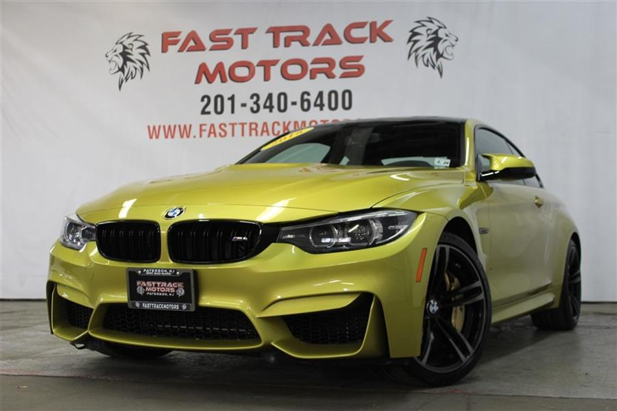 Used BMW M4  2018   Fast Track Motors. Paterson, New Jersey