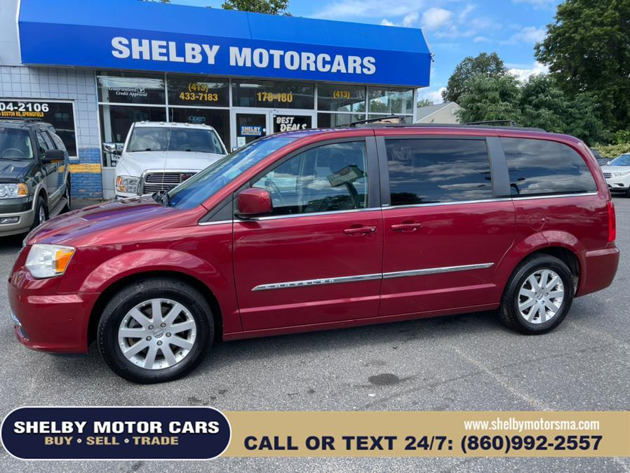 Used 2014 Chrysler Town & Country in Springfield, Massachusetts | Shelby Motor Cars. Springfield, Massachusetts
