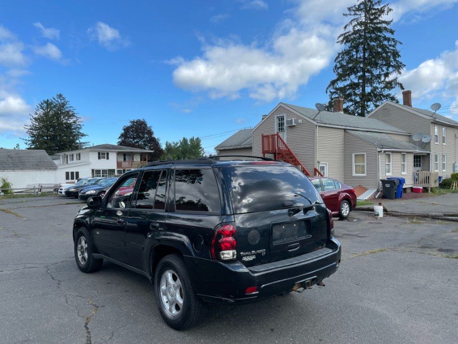 Used Chevrolet TrailBlazer 4WD 4dr LT w/1LT 2008 | CT Car Co LLC. East Windsor, Connecticut