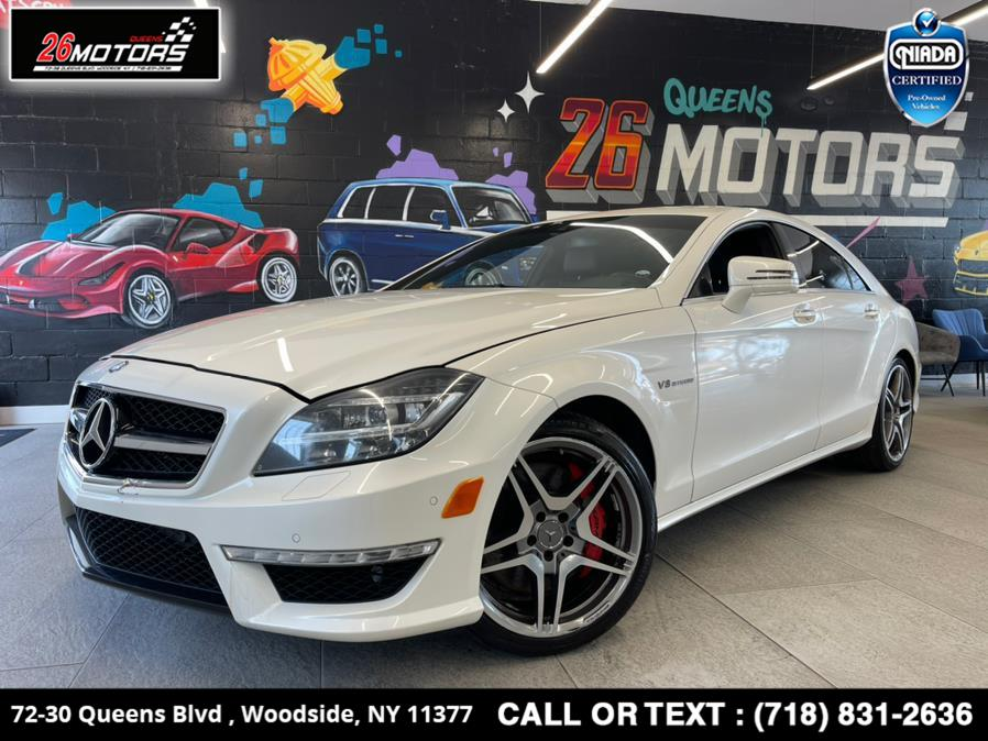 Used Mercedes-Benz CLS-Class 4dr Sdn CLS 63 AMG S-Model 4MATIC 2014   26 Motors Queens. Woodside, New York